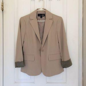 Forever 21 Jackets & Coats - NWOT Forever 21 blazer